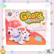 Chú Chó Đa Năng chủ đề CỨU HỎA Guard Team (Chất Lượng Cao)