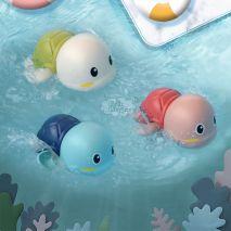 Rùa Bơi Vặn Cót Siêu Ngộ Nghĩnh, Hàng Chính Hãng ING-BABY, Xuất EU (Đồ Chơi Nhà Tắm Cho Bé)