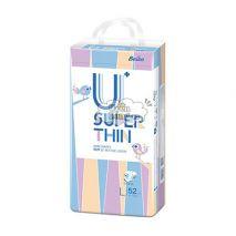 Bỉm Dán BESOO - SUPER THIN Đài Loan Size L52