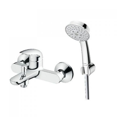 Vòi sen tắm Toto TBS03302V-TBW03002B