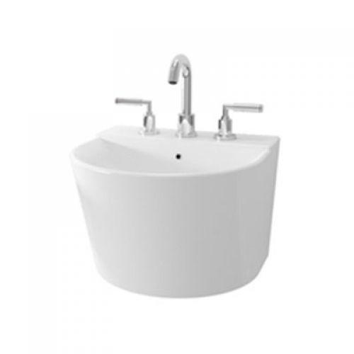 Chậu rửa mặt lavabo TOTO LW898JW/F#W