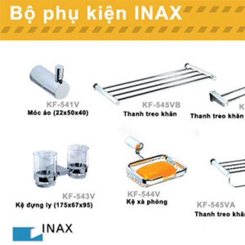 Bộ phụ kiện phòng tắm cao cấp Inax MR series
