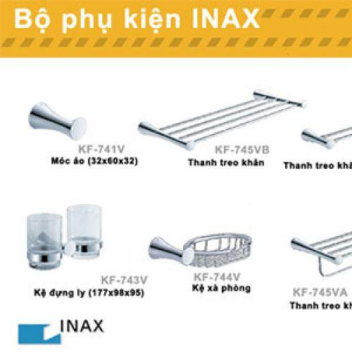 Bộ phụ kiện phòng tắm cao cấp Inax MD series