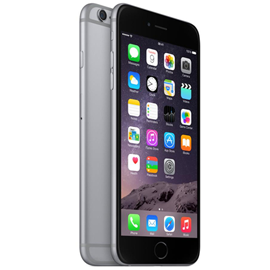 iPhone 6 Plus 16Gb Space Gray - Quốc tế (Chưa Active)
