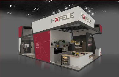 Häfele triển lãm giải pháp 360 độ cho khách sạn tại Food & Hotel 2019