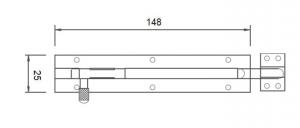 Chốt An Toàn Imundex 709.16.130