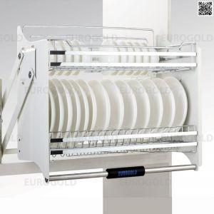 Giá Bát Đĩa Nâng Hạ 700mm Eurogold EVI170