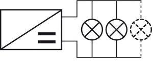Biến Điện Hệ Thống 24V 20W Hafele 833.77.945