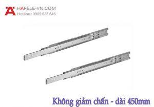 Ray Bi Không Giảm Chấn 450mm Hafele 494.02.464