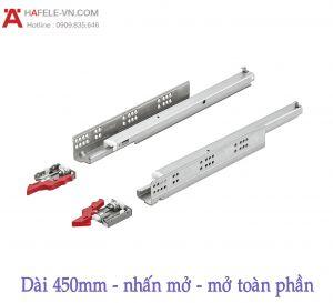 Ray Âm EPC Plus Nhấn Mở 450mm Hafele 433.03.135