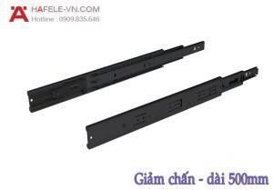 Ray Bi Giảm Chấn 500mm Hafele 494.02.075