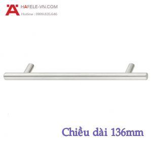 Tay Nắm Inox 136mm Hafele 155.01.400