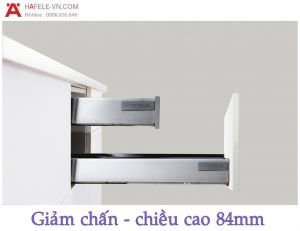 Ray Hộp Alto Giảm Chấn H84mm Hafele 552.03.085