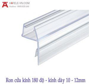 Ron Cửa Phòng Tắm Kính 180° Hafele 950.50.001