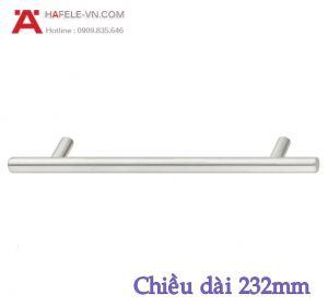 Tay Nắm Tủ Inox 232mm Hafele 155.01.403