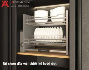 Rổ Chén Di Động Lento 900mm Cucina 504.76.218