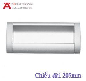 Tay Nắm Tủ Âm 205mm Hafele 151.76.924