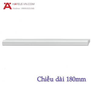 Tay Nắm Nhôm 180mm Hafele 155.01.103