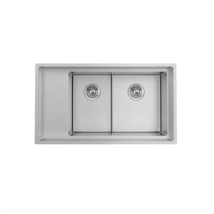 Chậu Rửa Inox HS21-SSD2S90M Hafele 567.94.040