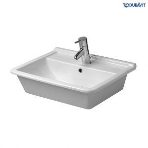 Chậu Rửa Lavabo Vành Nổi Starck Duravit 588.45.084