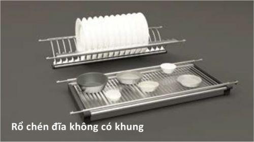 Rổ Chén Đĩa 900mm Không Khung Cucina 544.40.028