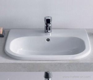 Chậu Rửa Lavabo Âm D-Code Duravit 588.45.140