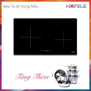 Bếp Từ 2 Vùng Nấu HC-I772D Hafele 536.61.645