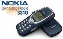 Điện thoại Nokia 3310 cục gạch