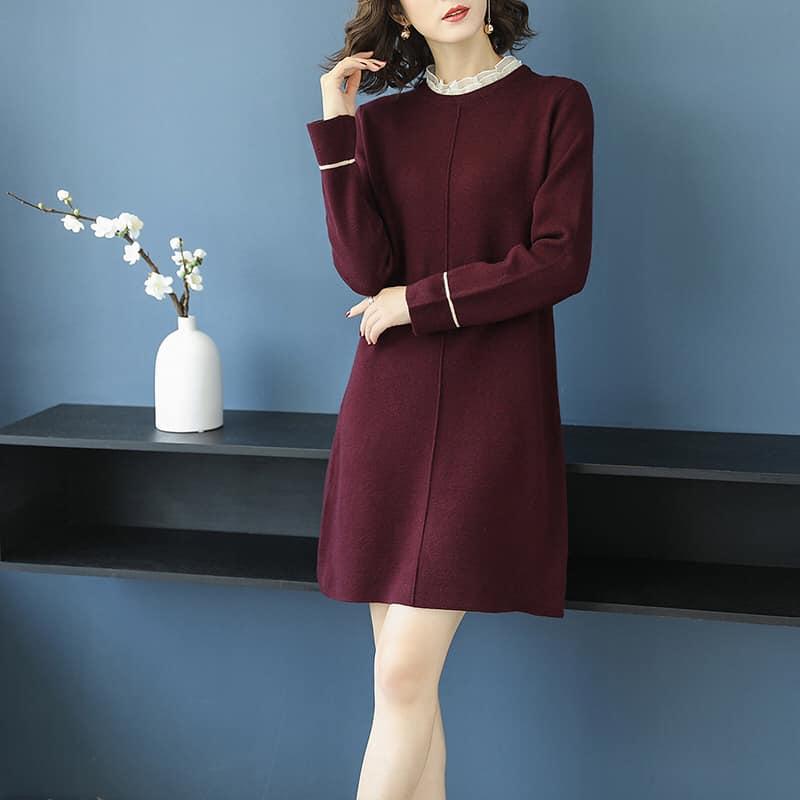 D28531 - Đầm suông nữ hàng nhập - giá 850k