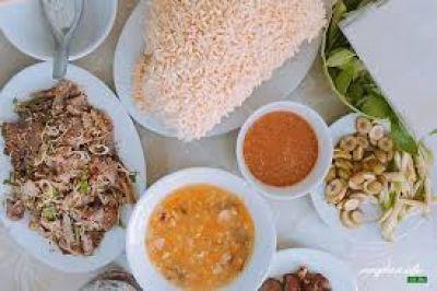 Không chỉ có nhiều cảnh đẹp, Ninh Bình còn rất nhiều món ăn ngon mà bạn cần khám phá