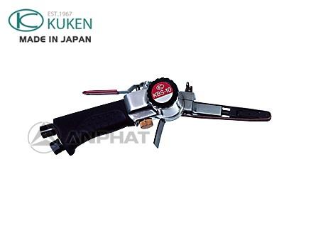Máy mài dây đai cầm tay Kuken KBS Series