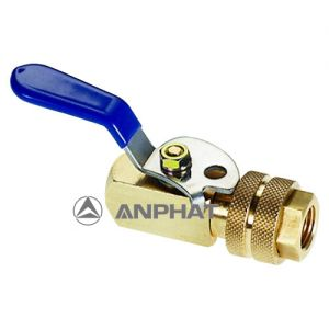 Van bi Three Position Ball Valve