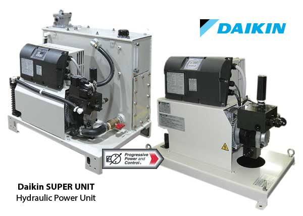 Bơm thủy lực Daikin Super Unit
