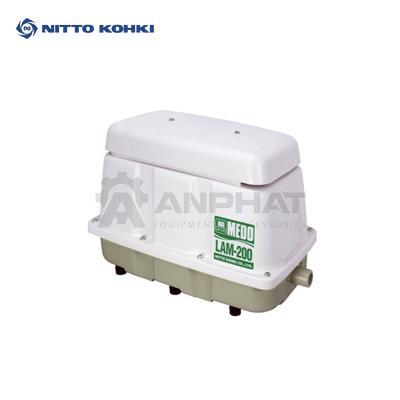 Máy sục khí Nitto LAM 200