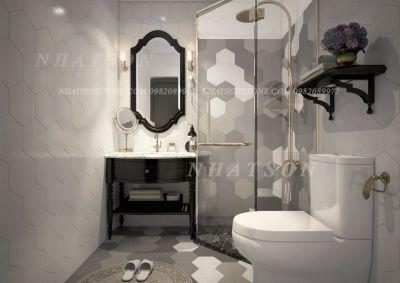 Đá ốp lát cho không gian phòng tắm đã thay đổi như thế nào?