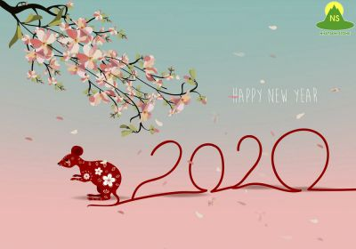 Lời chúc Tết 2020 của công ty Nhất Sơn