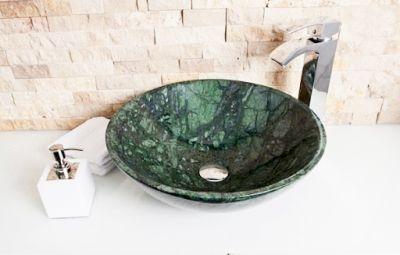 Nổi bật không gian cùng đá tự nhiên Marble Xanh (India Green)