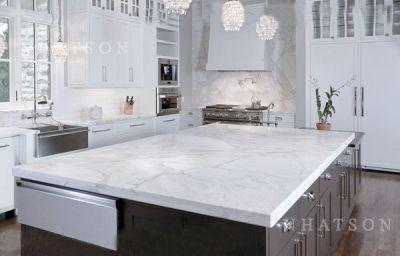 Những lưu ý khi ốp lát đá tự nhiên cho không gian bếp
