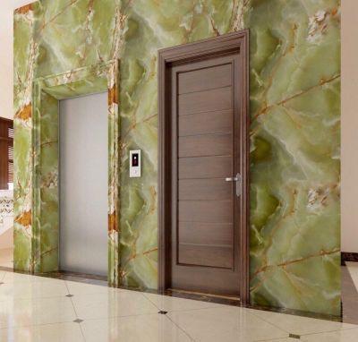 Đá tự nhiên cho không gian thang máy uy tín tại Hà Nội