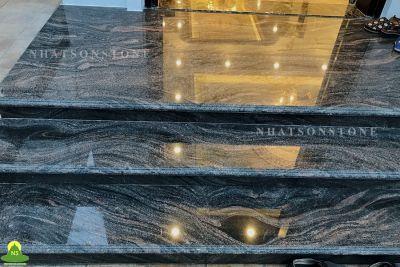 Lát đá tự nhiên chất lượng cho bậc tam cấp