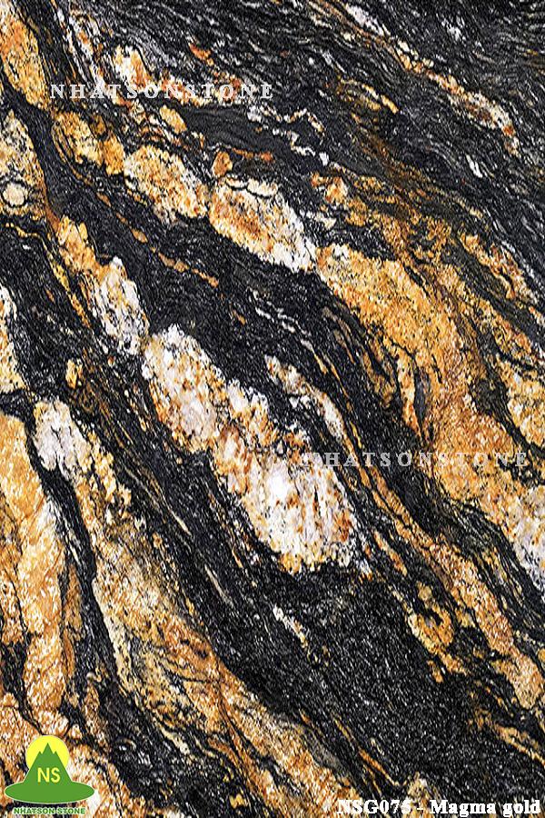 Đá Tự Nhiên Granite NSG075 - Magma Gold