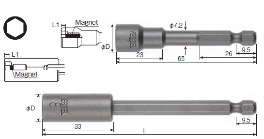 Socket-Bit-No.MB45