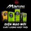 Thông báo thay đổi mẫu mã sản phẩm MARUNI