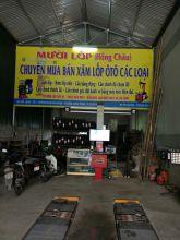 Bộ cân chỉnh độ chụm Cormach tại cửa hàng Mười Lốp - Tuyên Quang