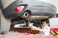 Tìm hiểu về độ chụm và máy cân chỉnh độ chụm bánh xe ô tô là gì?