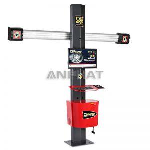 Máy cân chỉnh độ chụm xe ô tô Cormach GEO-15