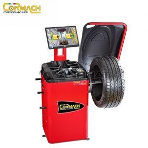 Máy cân bằng lốp xe ô tô tự động Cormach MEC 810 VDL