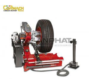 Máy ra vào lốp xe tải thân nằm Cormach CM Super 27