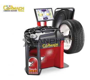 Máy cân bằng lốp xe con Cormach TOUCH MEC 1000