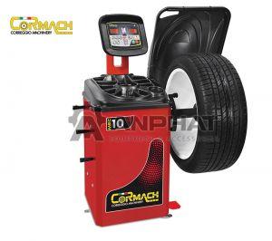 Máy cân bằng lốp xe ô tô Cormach MEC-10
